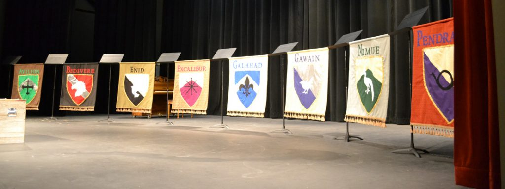 House Banners web